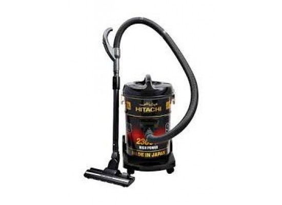 Hitachi 2300W 21L Drum Vacuum Cleaner (CV-9800YJ) – Black