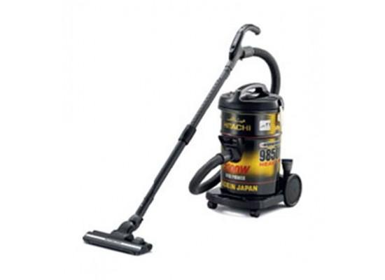Hitachi 2300W 21L Drum Vacuum Cleaner with Remote (CV-9850YRJ) - Black