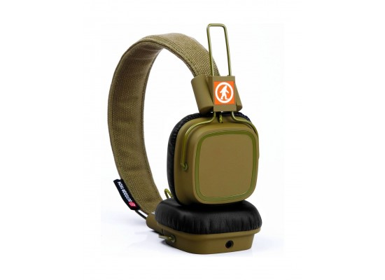 f5e58958080 Outdoor Tech Privates Wireless Bluetooth Over-ear Headphones – Army Green |  Xcite Alghanim Electronics - Best online shopping experience in Kuwait