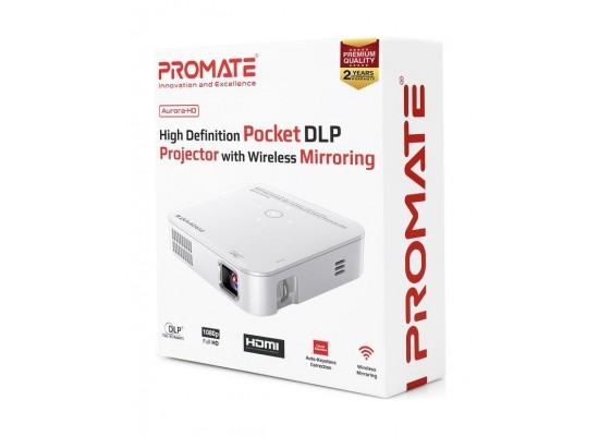 High Definition Pocket DLP Projector - Silver