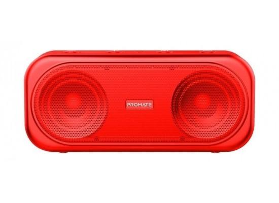 Promate Otic 10W Portable Wireless Speaker - Red