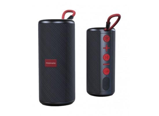 Promate Pylon Stereo Sound Speaker - Black