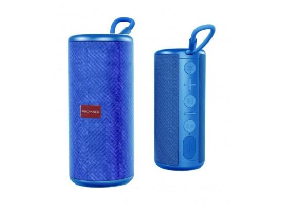 Promate Pylon Stereo Sound Speaker - Blue