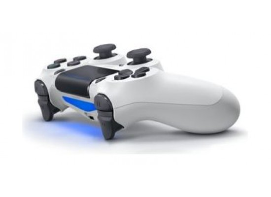 Sony PS4 Controller DualShock 4 Wireless – White  View 2