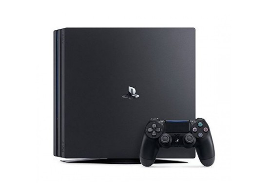 Sony PlayStation 4 Pro 1TB Gaming Console – Black