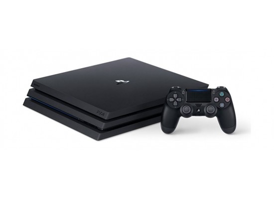 Sony PlayStation 4 Pro 1TB Gaming Console (PAL) – Black