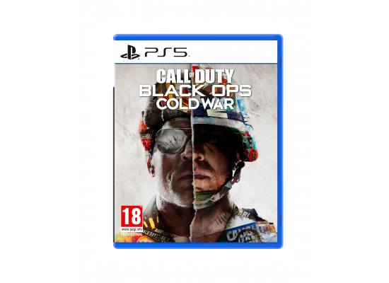 Call Of Duty: Black Ops Cold War - PS5 Game
