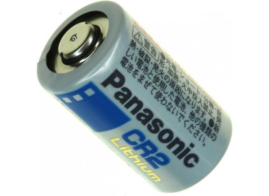 Panasonic CR-2/1BE Size Lithium Battery
