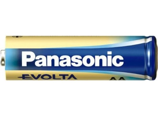 Panasonic Evolta LR6EG/4B AA Alkaline Battery - 4 PCS