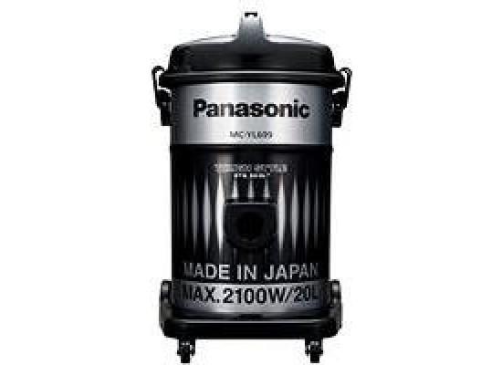 Panasonic MC-YL699S747 Drum Vacuum Cleaner 2100 Watt