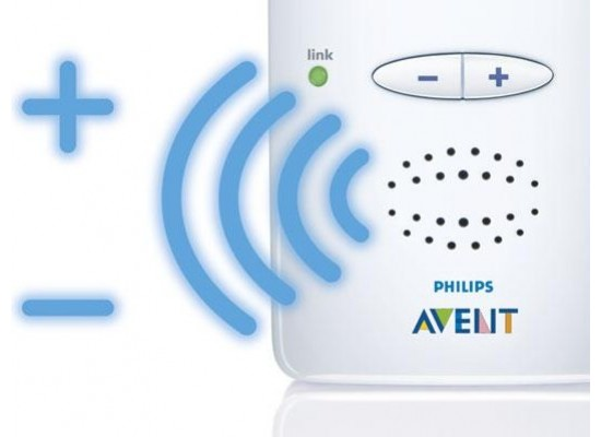 Philips Avent SCD510/00 DECT Baby Monitor