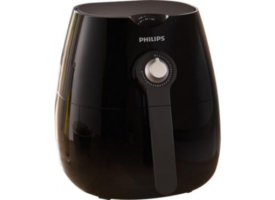 Philips 1425W 800g Viva AirFryer (HD9220/20)- Black