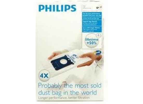 Philips FC8021/03 S-Bag Disposable Dust Bag
