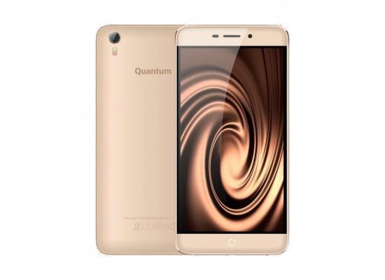 QUANTUM Titano 007i 32GB Phone - Gold