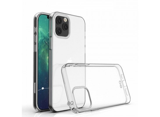 EQ iPhone 12 Pro Max Case - Clear