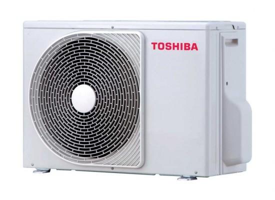 Toshiba 24000 BTU Cooling Split AC Set (RAS-24BKS-AR)
