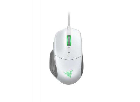 Razer Basilisk Wired Gaming Mouse - Mercury Edition