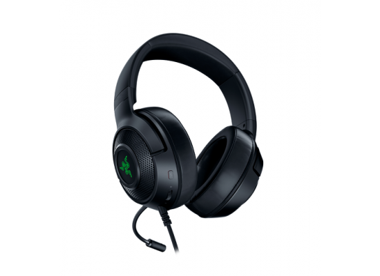 Razer Kraken X USB Gaming Headset - Black
