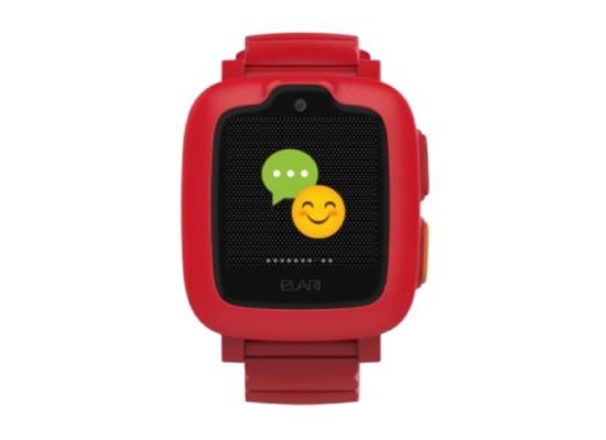 Elari KidPhone 3G Red Smart Watch Price in Kuwait   Buy Online – Xcite