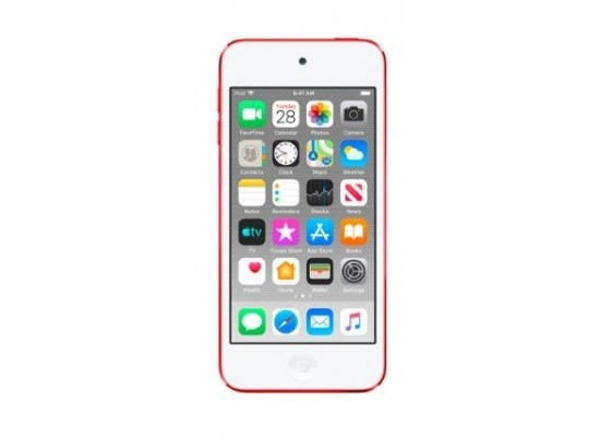 Apple 128GB iPod Touch 2019 (MVJ72BT/A) - Red