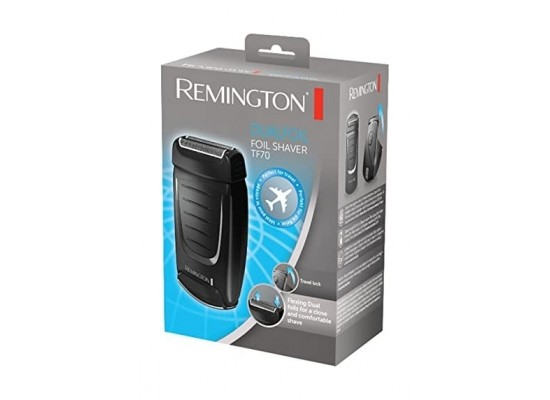 Remington TF70 Dual Foil Travel Electric Shaver