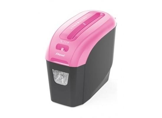 Relex Manual Cross Cut Shredder (2104272) - Pink