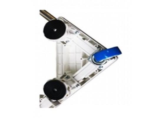 Wansa Adjustable Washing Machine Stand (L40-A) - White