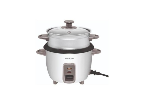 Kenwood Rice Cooker 300W 0.6 Liters – (RCM29.A0WH)