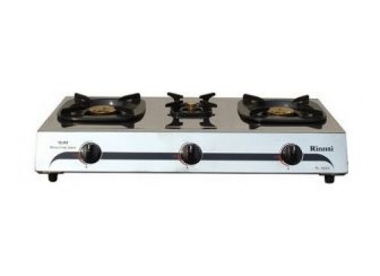 Rinnai 3 Burner Portable Gas Stove (RI513E)