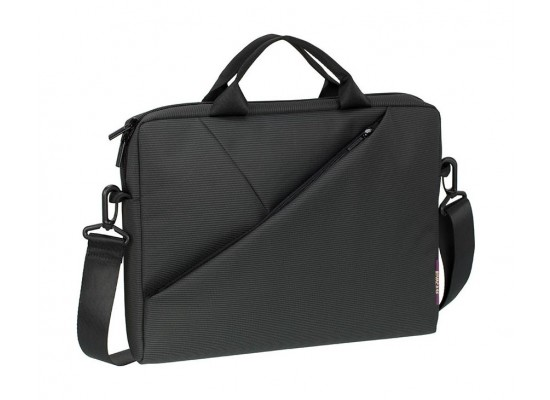 Riva Tivoli Top Loader Bag for 15.6-inch Laptop (8730) - Grey