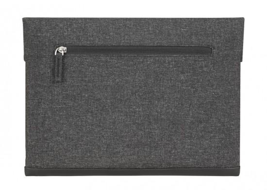 Riva 8803 Melange 13.3 inch MacBook Pro and Ultrabook Sleeve - Black