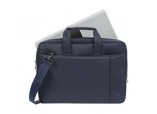 Riva Top Loader Bag for 15.6-inch Laptop (8231) - Blue