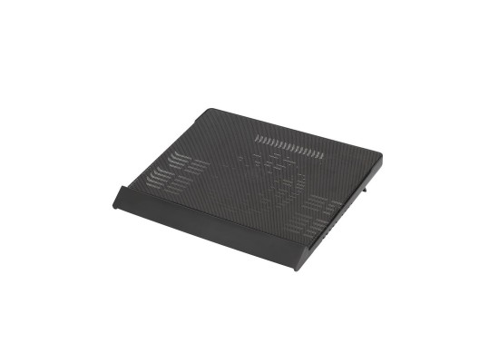 Riva Cooling Pad For Laptop Up To 17.3-inch (5556) - Black