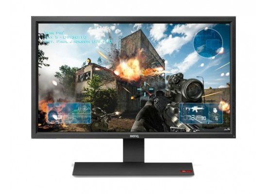 BenQ 27-Inch LCD Gaming Monitor (RL2755HM) – Black