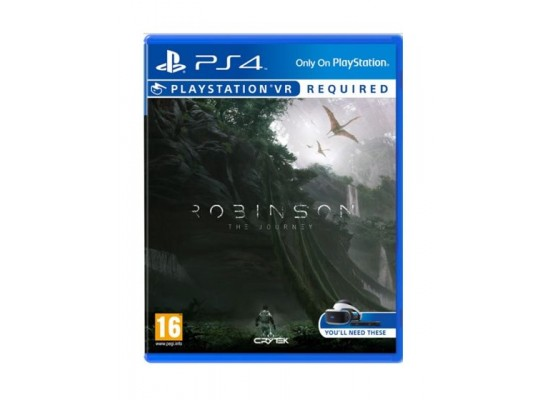 Robinson: The Journey | PS4 Games price in Kuwait | Xcite Kuwait