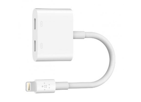 Belkin Lightning Audio + Charge RockStar USB Adapter 2
