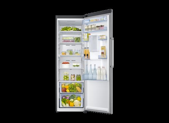 Samsung 14 Cft Single Door  Refrigerator (RR39M73107F) - Silver