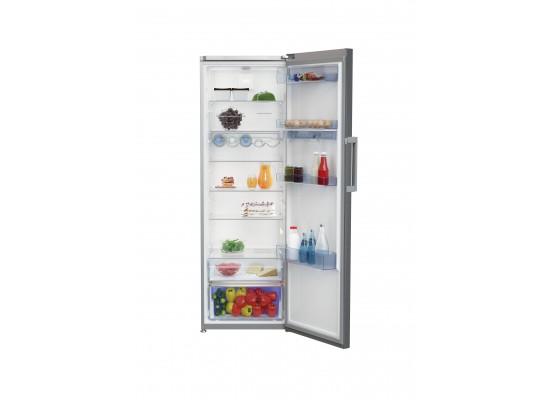 Beko 16CFT Single Door Refrigerator (RSNE445E23DX) - Inox