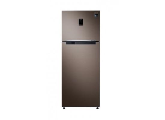 Samsung 23 CFT Top Mount Refrigerator (RT65K6230) - Luxe Brown