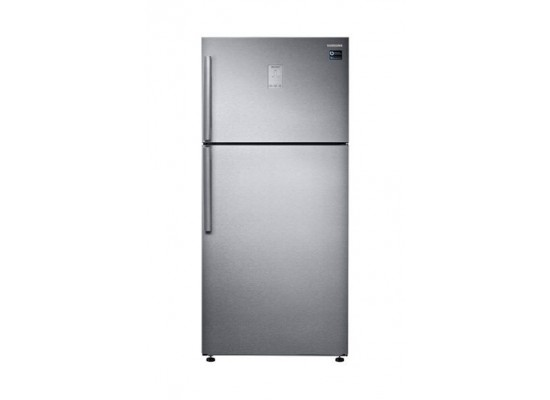Samsung 25 CFT Top Mount Refrigerator (RT72K6350) - Silver