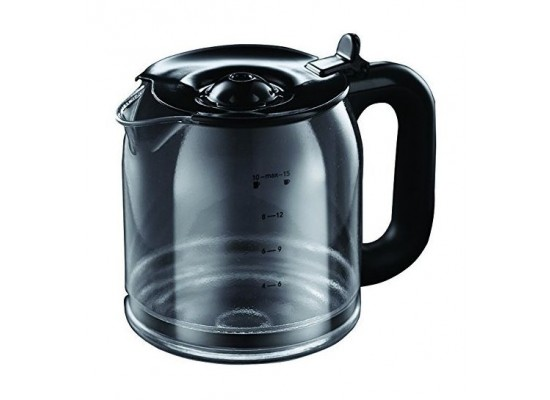 Russell Hobbs Buckingham Stainless Steel Coffee Maker 1000W (20680)