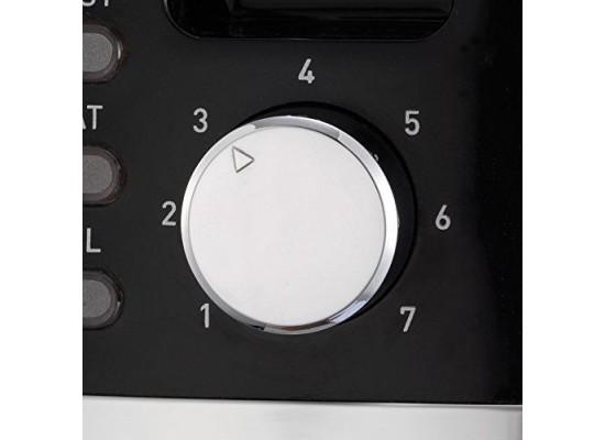 Morphy Richards Dimensions 2 Slice Toaster 850W (220021) - Black
