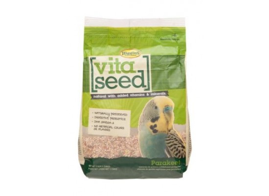 Higgins Vita Seed Parakeet Food - 1.36 KG.