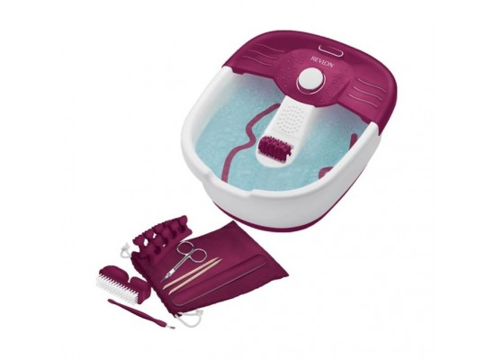 Revlon Foot Spa + Style & Dry Manicure Set