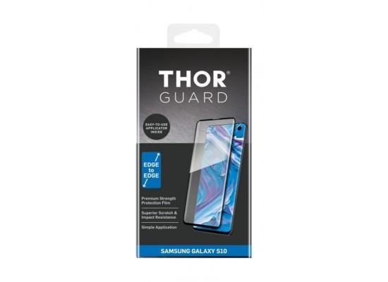 Thor Galaxy S10 Premium Screen Protector (34811) - Black
