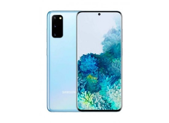 Samsung Galaxy S20 128GB Phone - Cloud Blue