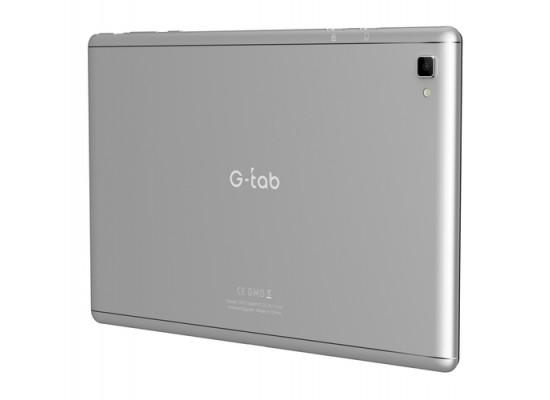 "G-Tab S20 32GB 4G 10.1"" Tablet - Silver"