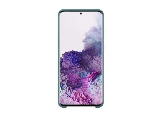 Samsung Galaxy S20+ Kvadrat Cover - Green
