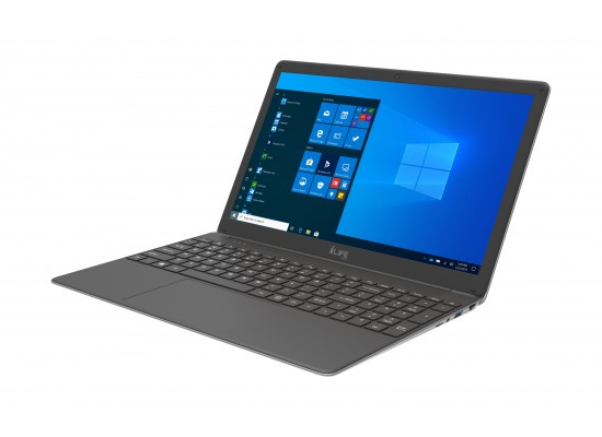 iLife Zed Air CX5, Intel core i5, 4GB RAM. 1TB HDD, Intel Graphics Integrated, 15.6-inch Laptop - Silver