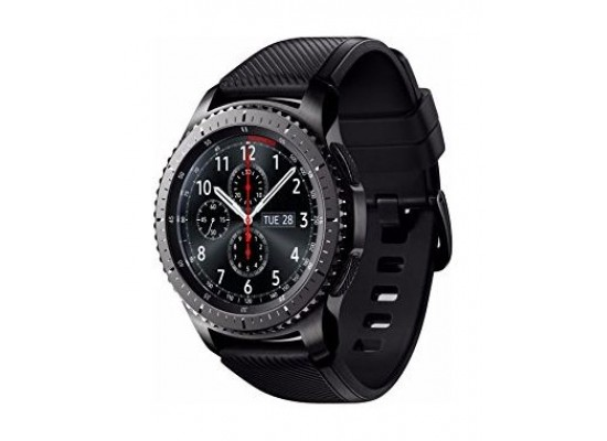 Samsung Gear S3 Frontier Smartwatch – Black